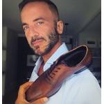 Sapato Social Wholecut William Preto