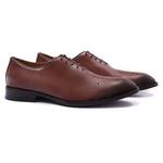 Sapato Social Wholecut Peterson Damasco