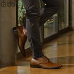 Sapato Social Derby - Rockefeller Conhaque