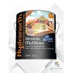 RESINA ACRÍLICA ACQUA VERMELHO ÓXIDO HYDRONORTH 3,6L