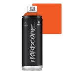 SPRAY HARDCORE LARANJA BRILHANTE RV2004 MONTANA 400ML