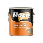 MAZA ESMALTE BRANCO PURO MAZALUX 3,6L