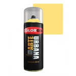 COLORGIN SPRAY ARTE URBANA AMARELO CANÁRIO 912 400ML