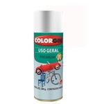 COLORGIN SPRAY USO GERAL BRANCO FOSCO INTENSO 400ML