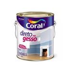 CORAL DIRETO NO GESSO 3,6L