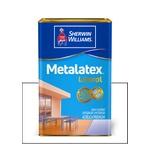 METALATEX LITORAL ACETINADO BRANCO 18L