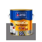 NOVACOR PISO MAIS RESISTENTE CINZA 3,6L