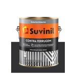 SUVINIL CONTRA FERRUGEM PRETO 3,6L