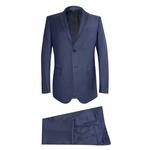 Terno Masculino Slim Comfort Super 120 Azul