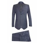 Terno Masculino Slim Comfort Super 120 Cinza