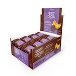 Bomcacau - Banana Passa & Chocolate ao Leite Zero Açúcar 24x20g