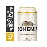 Cerveja Bohemia Lata 473ml