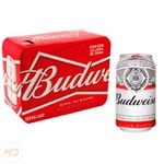 Cerveja Budweiser Lata 350ml