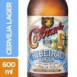 kit 4 Cervejas Colorado Ribeirão Lager 600ml