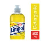 Detergente Líquido Limpol Neutro 500ml