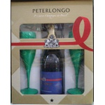 Kit Espumante Peterlongo Moscatel 660ml Mais Taça