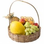 Cesta Frutas da Estação