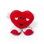 Coração Pelúcia Eu Te Amo!