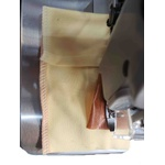 Máquina de Costura Overloque Ponto Cadeira Direct Drive Jack com Guilhotina