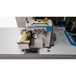 Máquina de Costura Overloque Ponto Cadeia Jack E3