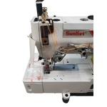 Máquina de Costura Galoneira Direct Drive Sunset ST-W500