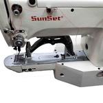 Máquina de Costura Travete Eletrônico Direct Drive Sunset