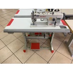 Máquina de Costura Reta Transporte Duplo Direct Drive Sunset
