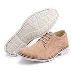 Sapato Polo Full Casual Creme