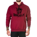Moletom Flanelada Bergally Country Bordo