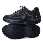 Bota Adventure Bergally Caterpillar Cano Baixo Camuflado