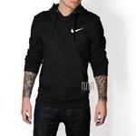 Blusa Moleton Nike Classic Unissex C/ Capuz Casaco De Frio
