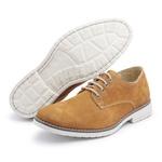 Sapato Casual Polo Full Amarelo