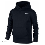 Blusa Moleton Nike Classic Unissex C/ Capuz Casaco De Frio Preta