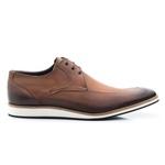 Sapato Oxford Estonado cor Whisky