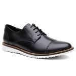 Sapato Brogue Bernatoni Albânia Preto