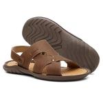 Sandália Especial Bernatoni Mauá Caramelo
