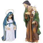 Imagem Resina - Sagrada Família 12 cm