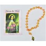 Novena das Rosas - Santa Teresinha do menino Jesus - Laranja