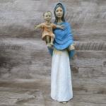 Imagem Fibra de Vidro - Nossa Senhora do Sorriso 45 cm