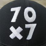 Boné Preto 70X7