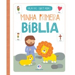 Minha primeira Bíblia - Palavras Ilustradas