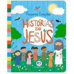 Livro -Histórias de Jesus - Pequenos Corações