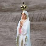 Imagem Importada (Portugal) - Nossa Senhora de Fátima 15 cm