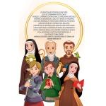 Livro: Heróis da Fé - As incríveis aventuras dos Santos