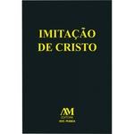Livro : Imitação de Cristo - Ave Maria -Bolso