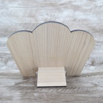 Porta Bíblia : Espírito Santo - Mdf Desmontável 30 cm
