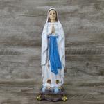 Imagem resina - Nossa Senhora de Lourdes 30 cm
