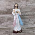 Imagem em Resina - Jesus Misericordioso 31 cm