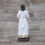 Imagem em Resina - Jesus Misericordioso 15 cm