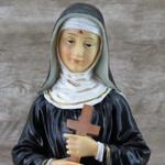 Imagem Resina - Santa Rita de Cássia 40 cm